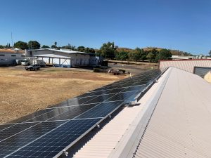 commercial solar mt isa