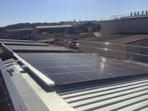 Rooftop solar pv davey 1