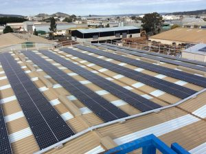 Rooftop solar pv davey 2