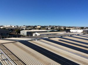 Rooftop solar pv davey 3