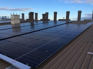 Rooftop solar pv davey 4