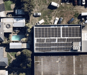 cold store commercial solar