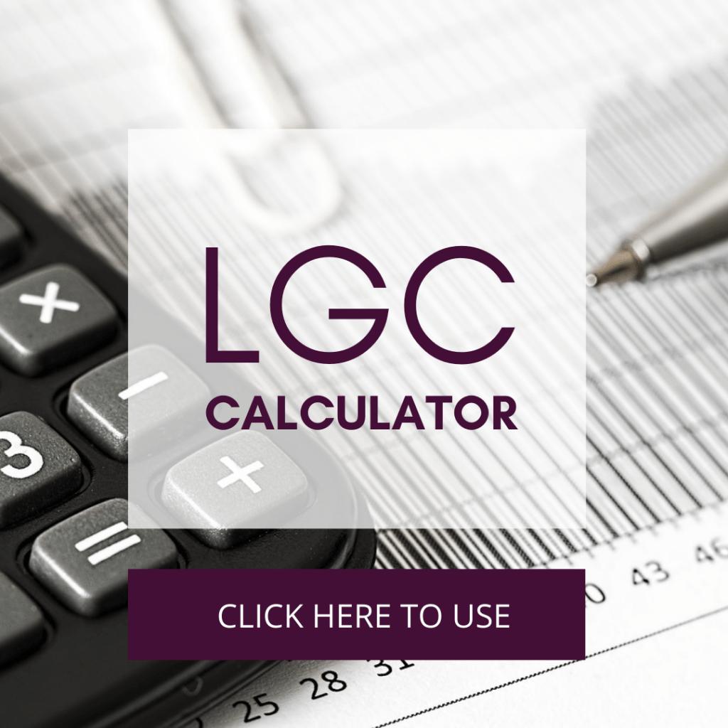 LGC Calculator