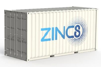 ZINC8 BATTERY