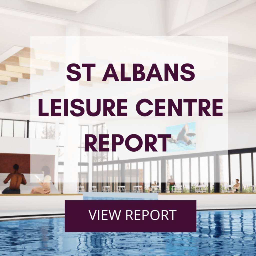 aquatic centre report st albans