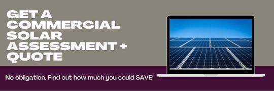 commercial solar quotation