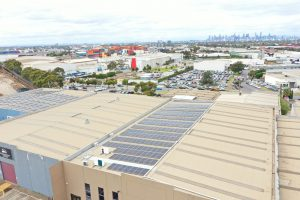 rooftop solar project commercial solar