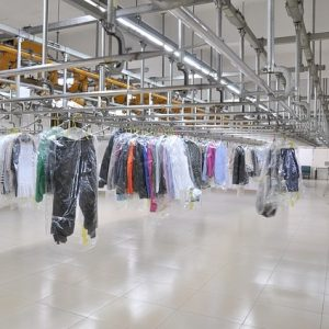 Commercial Laundry Energy Solutions