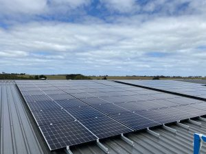 commercial solar pv project
