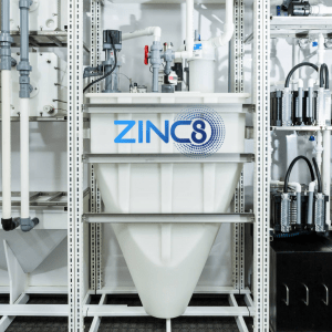 Zinc 8 Battery Storage
